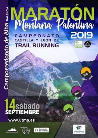 CAMPEONATO DE CASTILLA Y LEON DE TRAIL RUNNING. MARATON MONTAÑA PALENTINA
