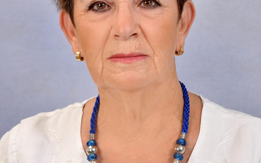 CARMINA HERRERO RECIBE LA PLACA `JUAN SASTRE´ DE LA FEDERACIÓN ESPAÑOLA