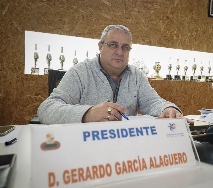 GERARDO GARCIA, EN LA COMISIÓN DE EXPERTOS PARA AYUDAR AL DEPORTE DE CASTILLA Y LEÓN