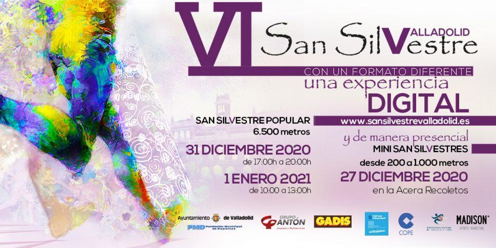 VI SAN SILVESTRE CIUDAD DE VALLADOLID 2020